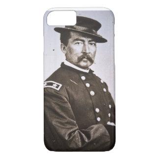 General Philip H. Sheridan (1831-88) (b/w photo) iPhone 8/7 Case