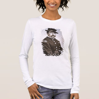 General Philip H. Sheridan (1831-88) (b/w photo) Long Sleeve T-Shirt