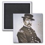 General Philip H. Sheridan (1831-88) (b/w photo) Refrigerator Magnet