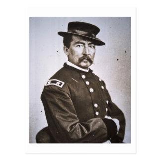 General Philip H. Sheridan (1831-88) (foto de b/w) Tarjeta Postal