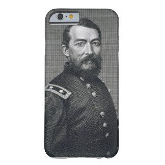 General Philip Sheridan grabado de un photograp