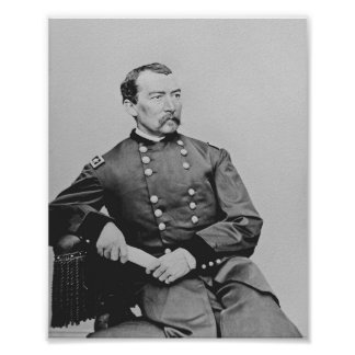 General Philip Sheridan Poster