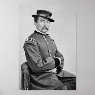 General Philip Sheridan - Union Civil War Poster