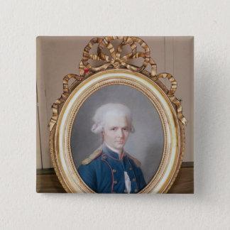 General Pierre Choderlos de Laclos Button