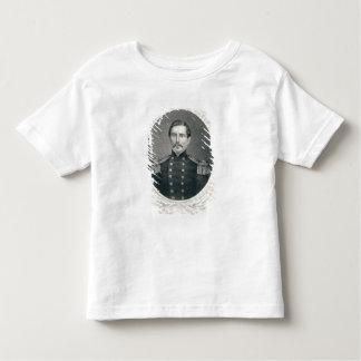 General Pierre Gustave Toutant Beauregard Toddler T-shirt