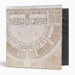 General plan of the salt works in 'ideal city' 3 ring binder