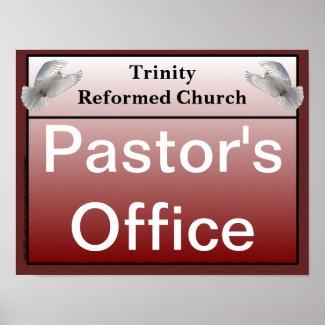 General Purpose Interior Church Signs Zazzle