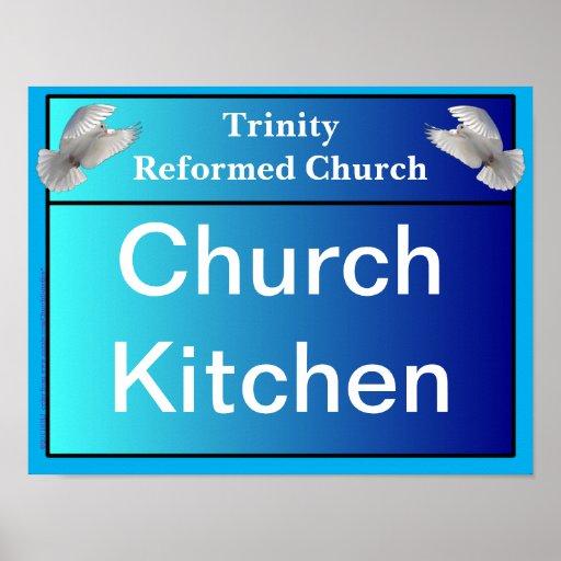 General Purpose Interior Church Signs Poster Zazzle
