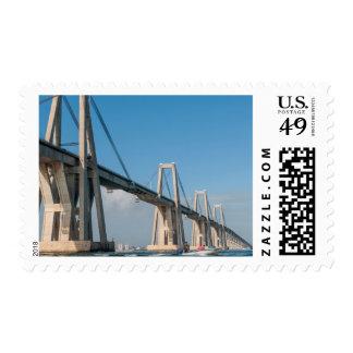 General Rafael Urdaneta Bridge Maracaibo Venezuela Postage