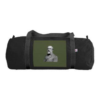 General Robert E. Lee  Army Green Duffle Bag