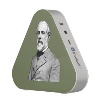 General Robert E. Lee  Army Green Speaker