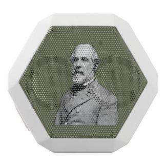 General Robert E. Lee  Army Green White Bluetooth Speaker