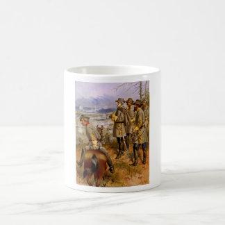 General Robert E. Lee at Fredericksburg by A Ogden Coffee Mug