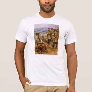 General Robert E. Lee at Fredericksburg by A Ogden T-Shirt