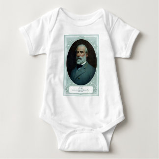 General Robert E. Lee Baby Bodysuit