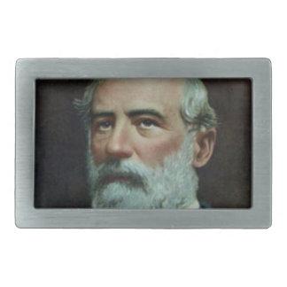 General Robert E. Lee Belt Buckle