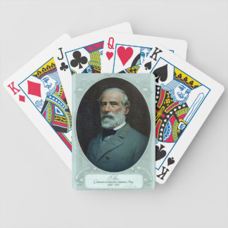 General Robert E. Lee Bicycle Playing Cards