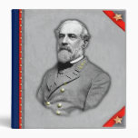 General Robert E. Lee Binder at Zazzle