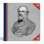 General Robert E. Lee Binder