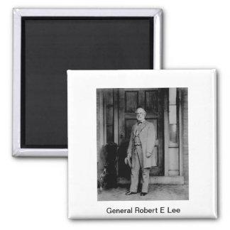 General Robert E Lee Imán Cuadrado