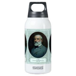 General Robert E. Lee Insulated Water Bottle