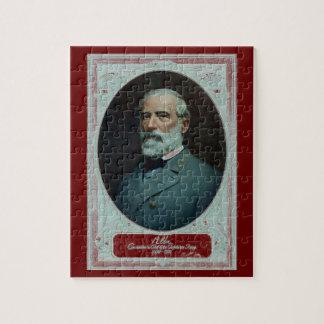 General Robert E. Lee Jigsaw Puzzle