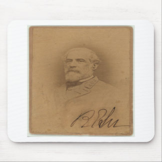 General Robert E Lee Mouse Pad
