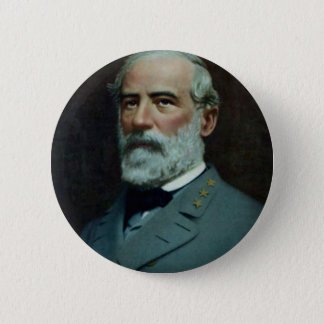 General Robert E. Lee Pinback Button