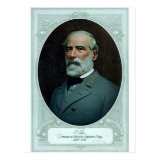 General Robert E. Lee Postcard