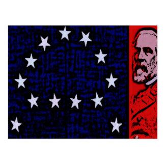 General Robert E. Lee Postcard