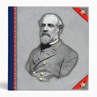 """General Roberto E. Lee Binder Carpeta 1 1/2"""""""