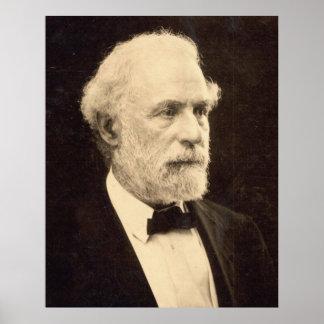 General Roberto E. Lee en 1869 por Michael Miley Póster