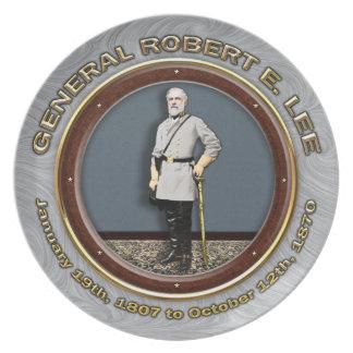 General Roberto E. Lee Plato