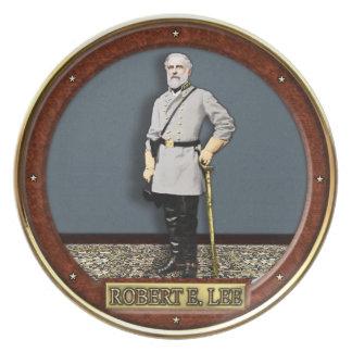 General Roberto E. Lee Platos Para Fiestas