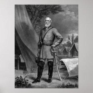 General Roberto E. Lee Póster
