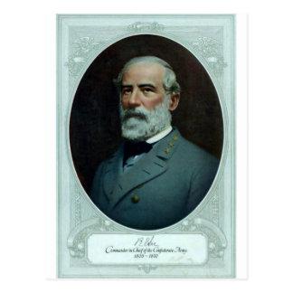 General Roberto E. Lee Tarjeta Postal