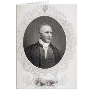 General Samuel Houston Card