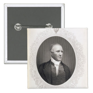 General Samuel Houston Pinback Button