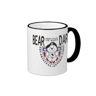General Sarge Bear Dare Coffee Mug