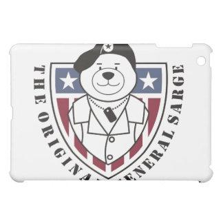 General Sarge iPad Case