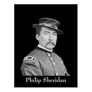 General Sheridan Postales
