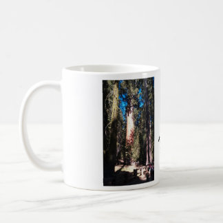 General Sherman Giant Sequoia Tree Coffee Mug
