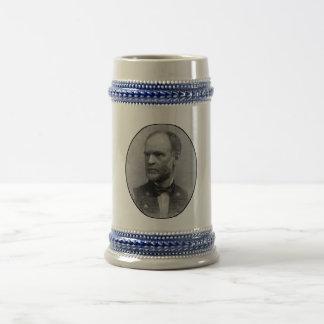 General Sherman 18 Oz Beer Stein