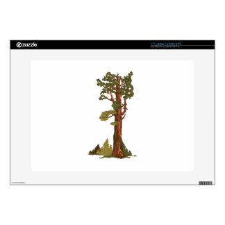 General Sherman Tree Laptop Skin