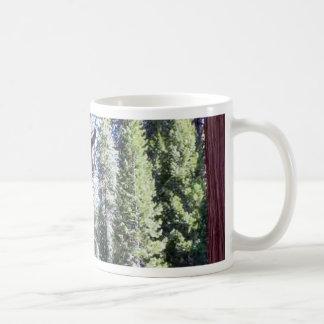 General Sherman Trees Forrests Coffee Mug