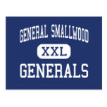 General Smallwood Generals indian Head Tarjetas Postales