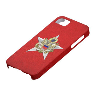 General Staff Branch Insignia iPhone 5 Cases