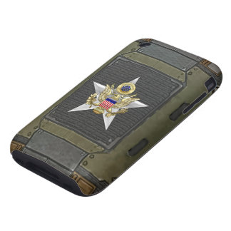 General Staff Branch Insignia iPhone 3 Tough Cases