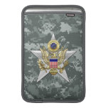 General Staff Branch Insignia Sleeve For MacBook Air