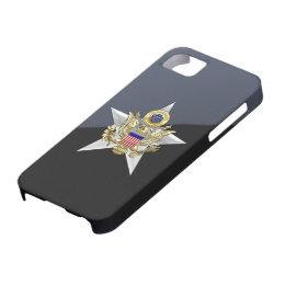 General Staff Branch Insignia iPhone SE/5/5s Case
